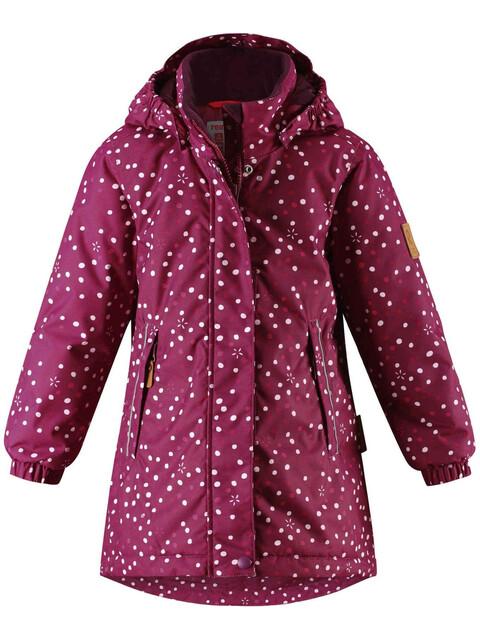 Reima Kids Femund Winter Jacket Dark Berry